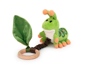 Crawling Caterpillar Pull Toy