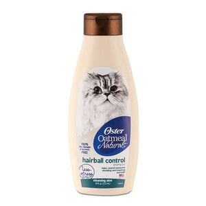 Oster Oatmeal Naturals Hairball Control Shampoo (532ml)