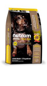 T27 Nutram Total Grain-Free® Chicken & Turkey Dog Food