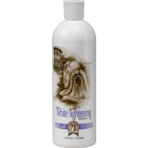 1 All Systems Pure White Lightening Pet Shampoo