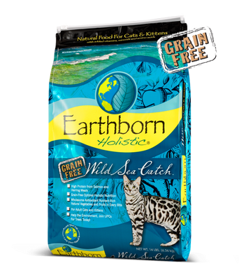 Earthborn Holistic® Grain Free Wild Sea Catch™