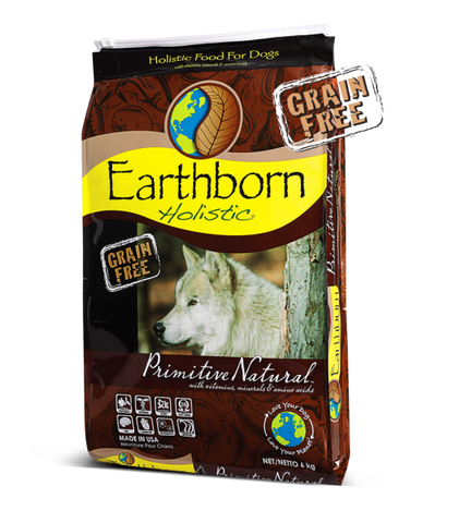 Earthborn Holistic® Grain Free Primitive Natural™