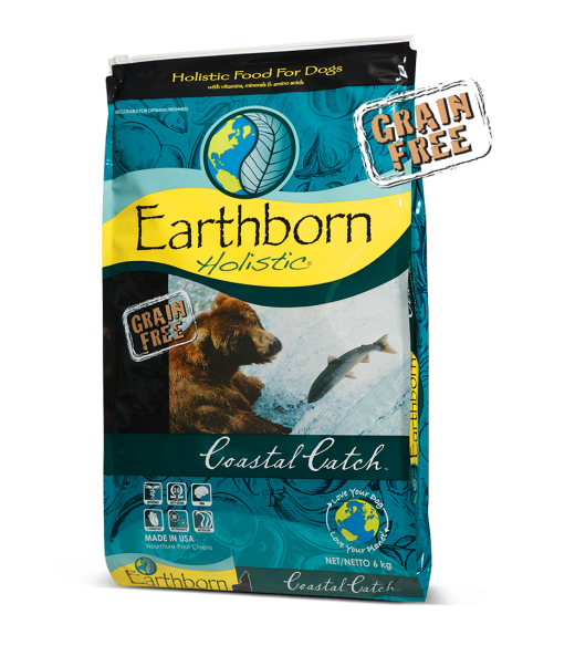 Earthborn Holistic® Grain Free Coastal Catch™