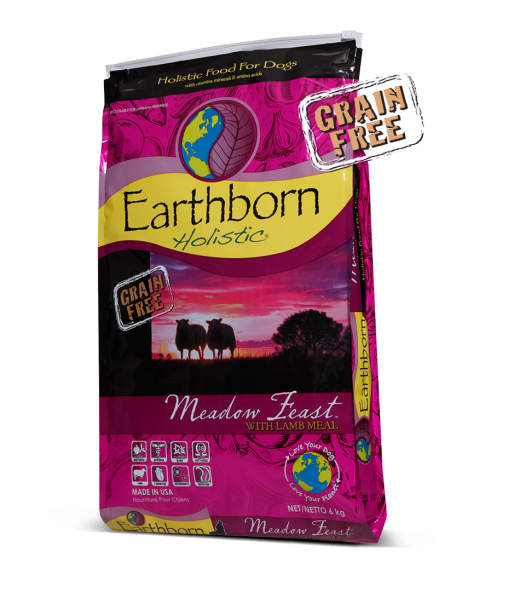 Earthborn Holistic® Grain Free Meadow Feast™