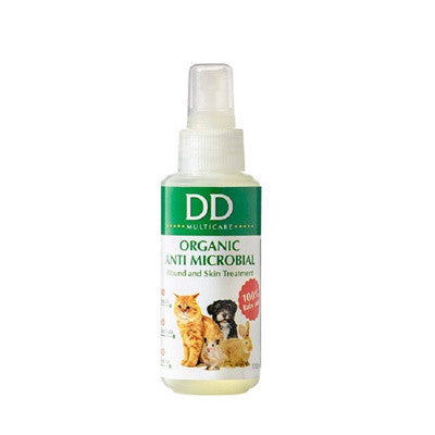 DD Multicare Organic Anti Microbial Wound And Skin Treatment (100 ml)