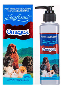 Newflands Omega-i Fish Oil for Dog (200ml)