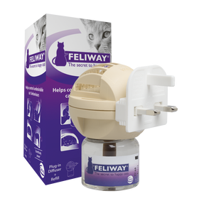Feliway Diffuser + Refill For Cat 48ml