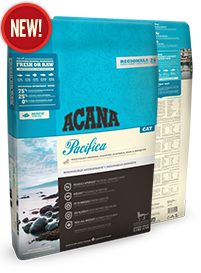 Acana Pacifica Cat Dry Food (2 sizes)