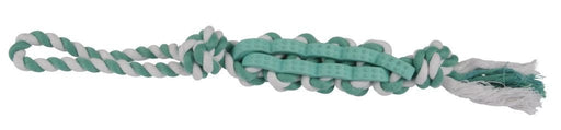 Funtime! Toys Rubber Dental Twist Tug For Dog