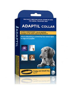 Adaptil Collar For Puppy And Small Dogs 35cm
