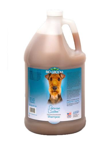 Biogroom Bronze Lustre Dog Shampoo | Waggymeal Online Pet Store MY