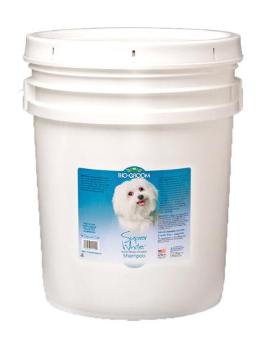 Biogroom Super White Dog Shampoo | Waggymeal Online Pet Store MY