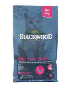Blackwood Holistic Formula Cat Adult Chicken & Rice Dry Cat Food (4 Size)