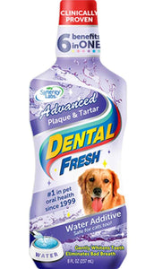 Dental Fresh Advanced Plaque & Tartar for Dogs (17oz)