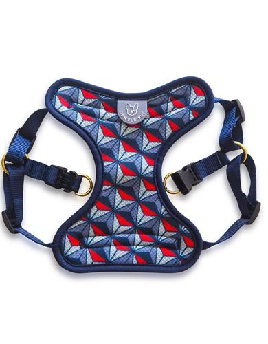 Gentle Pup Dashing Diamond Harness Easy Harness For Dogs (3 sizes)