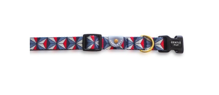 Gentle Pup Dashing Diamond Collar For Dogs (3 Sizes)