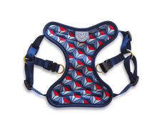 Load image into Gallery viewer, Gentle Pup Dashing Diamond Harness Easy Harness For Dogs (3 sizes)