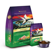 Load image into Gallery viewer, Zignature Duck Formula Dog Food (3 Sizes)