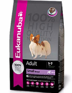 Eukanuba Adult Maintenance Small Breed Dry Dog Food (4 sizes)