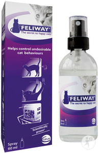 Feliway Spray Bottle 60ml