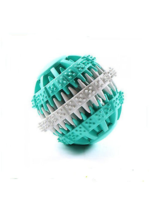 Funtime! Toys Rubber Dental Ball For Dog