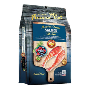 Fussie Cat Market Fresh Salmon Recipe Dry Cat Food ( 3 Sizes )
