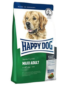 Happy Dog Fit & Well Maxi Adult Dog Dry Food