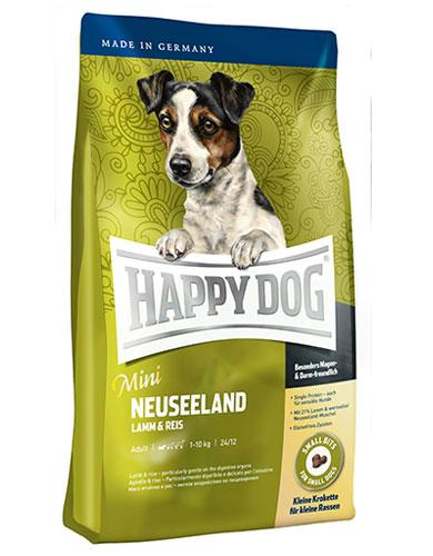 Happy Dog Mini Neuseeland Dog Dry Food | Waggymeal Online Pet Store Malaysia