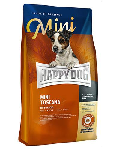 Happy Dog Mini Toscana Dog Dry Food | Waggymeal Online Pet Store Malaysia
