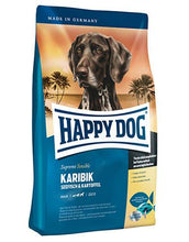 Load image into Gallery viewer, Happy Dog Supreme Karibik Dog Dry Food | Waggymeal Online Pet Store Malaysia