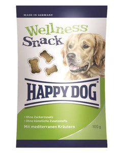 Happy Dog Wellness Snack Dog Dry Food 100g