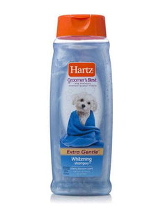Hartz Groomer's Best Gentle Whitening Dog Shampoo ( 18 oz )