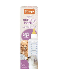 Hartz Nursemaid Pet Nursing bottle For Cat & Dog ( 2 oz )