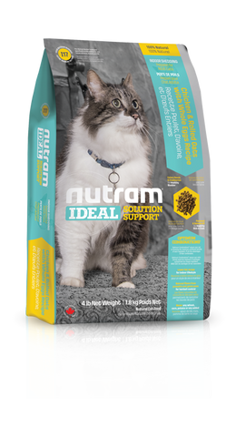 I17 Nutram Ideal Solution Support® Indoor Shedding Natural Cat Food