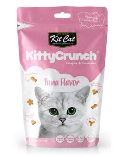 Kit Cat Kitty Crunch Tuna Cat Treat | Waggymeal Online Pet Store Singapore