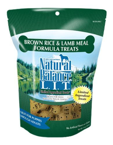 Lamb & Brown Rice Small Bite 227g (8oz.) | Waggymeal Online Pet Store Malaysia