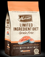 Merrick Limited Ingredient Diet - Real Salmon + Sweet Potato Recipe