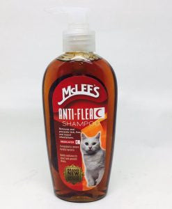 McLee's Anti-Flea Shampoo for Cat