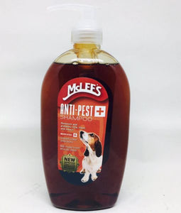 McLee's Anti-Pest Shampoo For Dog