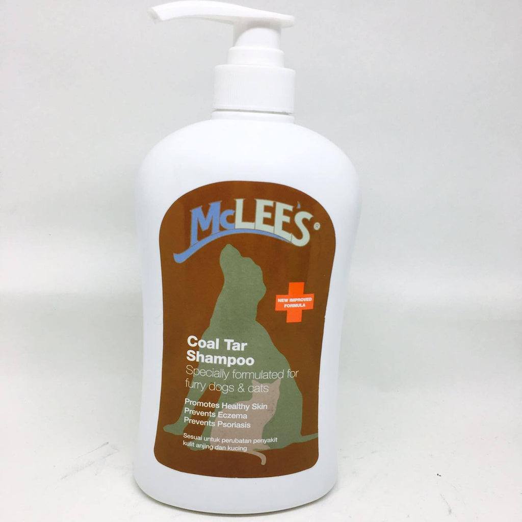 McLee's Coal Tar Shampoo For Dog