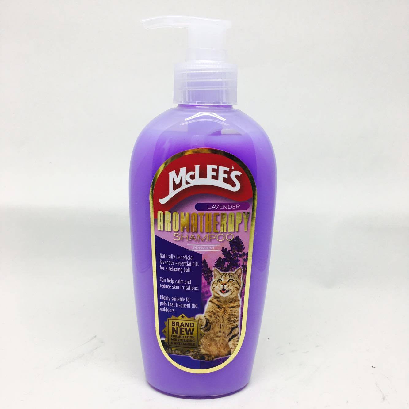 McLee's Lavender  Aromatherapy Shampoo for Cat