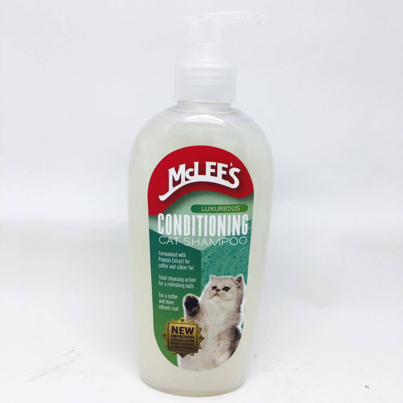 McLee's Luxurious Conditioning Cat Shampoo