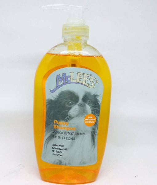 McLee's Puppy Shampoo