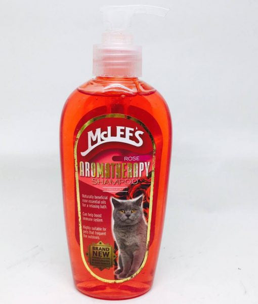 McLee's Rose Aromatherapy Shampoo For Cat
