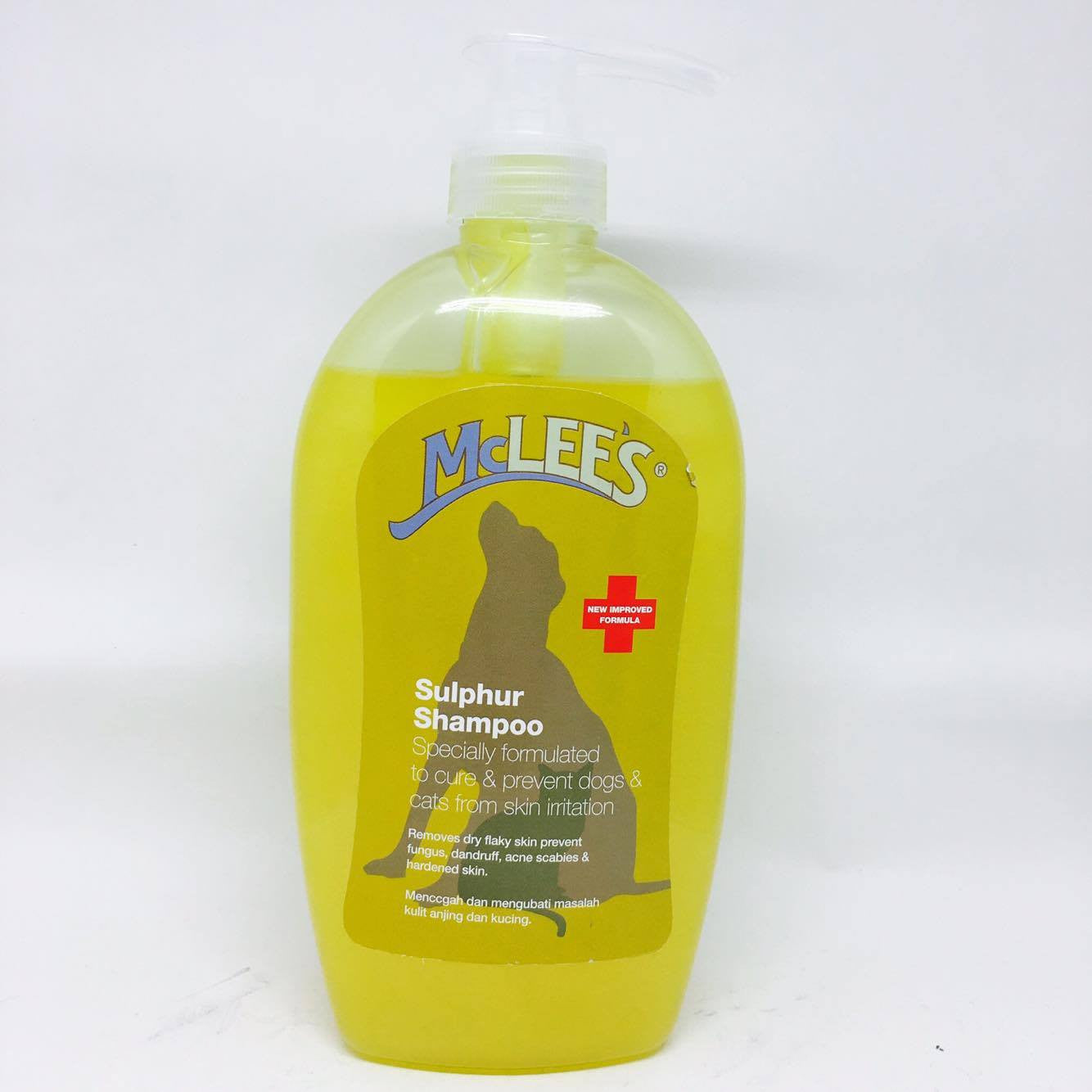 McLee's Sulphur Shampoo For Dog
