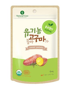 Natural Core Sweet Potato Chlorella Dog Treat 60g