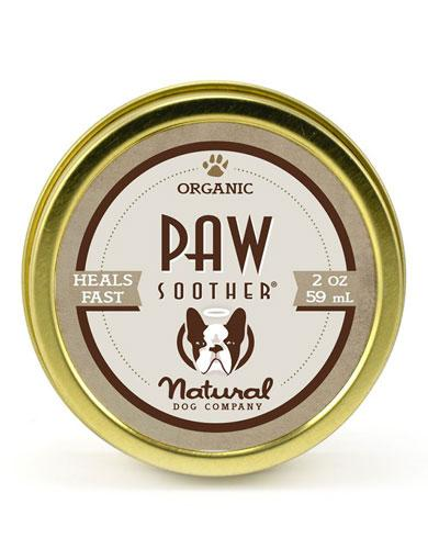 Natural Paw Soother Travel Tin for Dog | Waggymeal Online Pet Store Malaysia