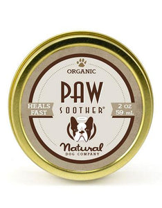 Natural Dog Paw Soother Travel Tin 59ml