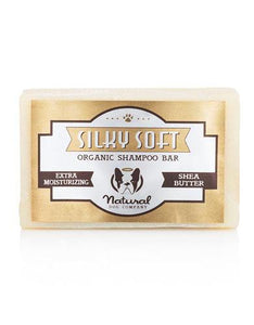 Natural Dog Silky Soft Organic Shampoo Bar 6oz