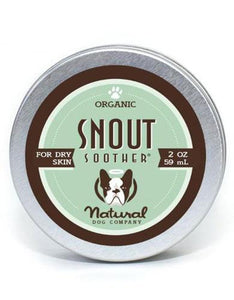 Natural Dog Snout Soother Tin 59ml